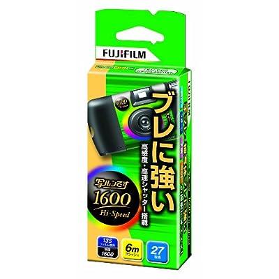 FUJIFILM ����եե���� �ե����顼 �̥��Ǥ� 1600 Hi-Speed (�ⴶ�١���®����å���) 27�绣�� LF 1600HS-N FL 27SH 1