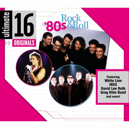 Various Artists - Ultimate 16: Rock and Roll 80s - Zortam Music