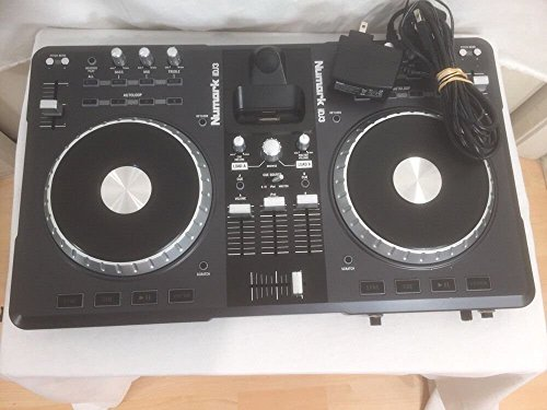 Numark IDJ3 Digital DJ System With Ipod/Iphone Mixer + Software Controller