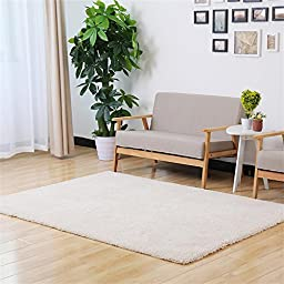 World-Simple Modern Living Room Sofa Bedroom Thickened Bedside Carpet