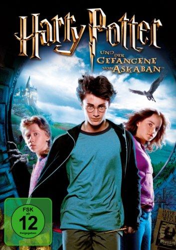 Harry Potter und der Gefangene von Askaban (1-Disc)