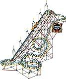 K'NEX Sorcerer's Eclipse Roller Coaster Building Set