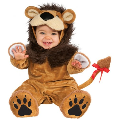Baby Little Lion Costume Size 6-12 Months
