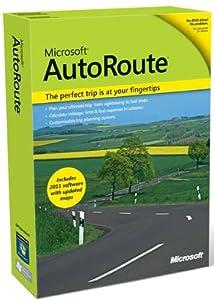 Microsoft AutoRoute Euro 2011 (Old Version)