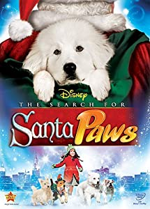 The Search For Santa Paws from Walt Disney Studios Home Entertainment