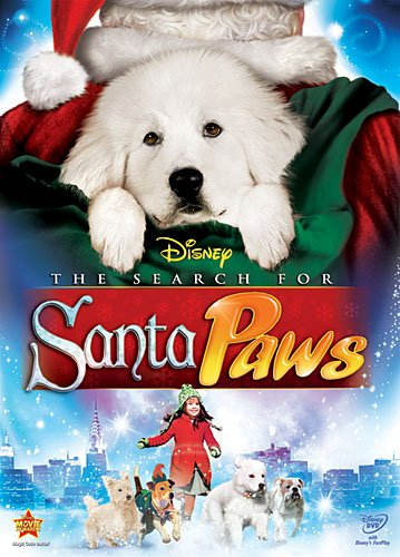 DVD : The Search for Santa Paws (, Dubbed, Dolby, AC-3, O-Card Packaging)