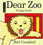 Rod Campbell Dear Zoo Buggy Book (Buggy Buddy)
