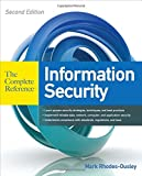 Information Security (Complete Reference Series)