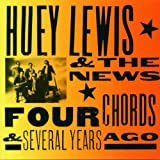echange, troc Lewis Huey & the New - Four Chords And Several Years