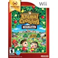 Nintendo Selects: Animal Crossing: City Folk - Wii Standard Edition