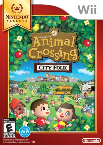 Animal Crossing: City Folk (Nintendo Selects) (Animal Games For Wii compare prices)