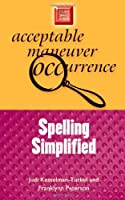 Spelling Simplified