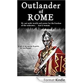 Outlander of Rome: A tale of ancient Rome (English Edition)