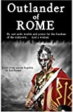 img - for Outlander of Rome: A tale of ancient Rome book / textbook / text book