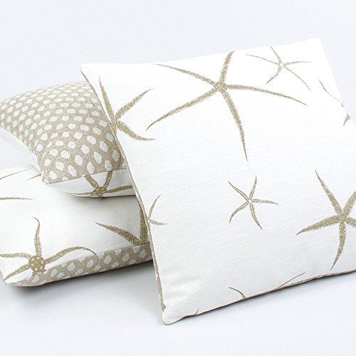 Chloe & Olive Beach Bum Sand Collection Reversible Starfish and