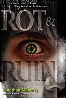 Amazon.com: Rot & Ruin (9781442402331): Jonathan Maberry: Books