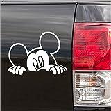 MICKEY MOUSE Decal Car Truck Bumper Window Sticker