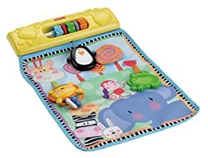 Fisher-Price Discover 'n Grow Musical Activities Play Wall for Playards (Discontinued by Manufacturer)