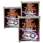 3x Alcotec 23% Extreme Alcohol Turbo...