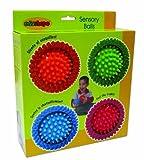 Edushape Small Sensory Balls by Edushape