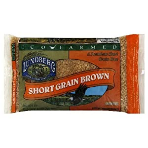 Lundberg Shrt Brown Rice (6x2LB )