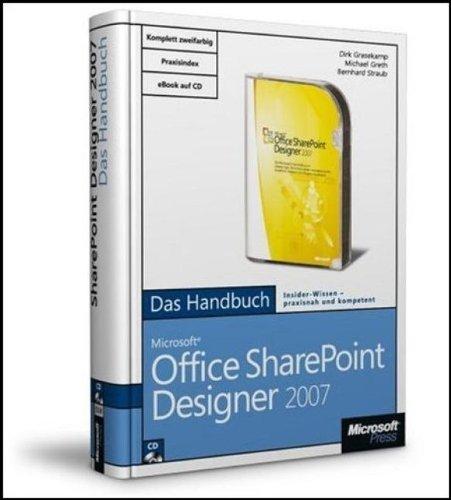 Medizin B Cher Microsoft Office Sharepoint Designer 2007