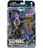 Sonic the Hedgehog 5 Inch Sir Lancelot Shadow Action Figurine