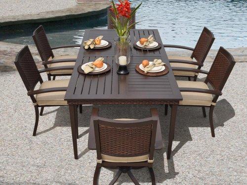 Veranda Classics Pacifica 7 Piece Dining Package