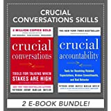 Crucial Conversations Skills (EBOOK BUNDLE) ~ Kerry Patterson