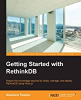 Getting Started with RethinkDB ebook download