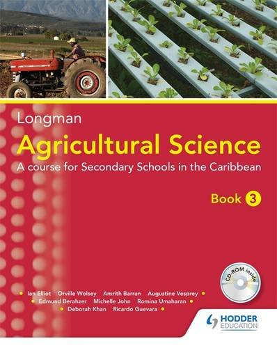 Agricultural Science: A Lower Secondary Course Forthe Caribbean: Book 3 (Orville Pearson compare prices)