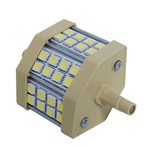 Thg One Piece 100-240V High Quality Led R7S Corn Light 5W Day White 24 Smd 5050 380Lm
