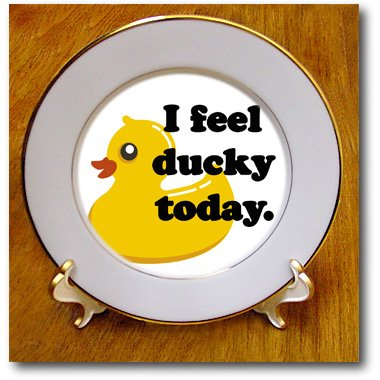 Rubber Ducky Plates front-417013
