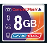 Canon EOS Rebel XTi Digital Camera Memory Card 8GB CompactFlash Memory Card
