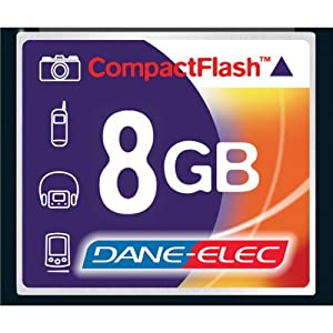 Canon Powershot A95 Digital Camera Memory Card 8GB CompactFlash Memory Card