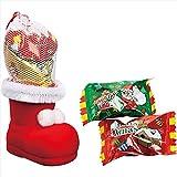 クリスマスミニブーツ 【クリスマスブーツ サンタブーツ お菓子 詰め合わせ 子供会 キッズ パーティー イベント】