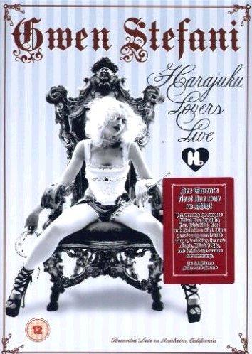Gwen Stefani: Harajuku Lovers [DVD] [2006]