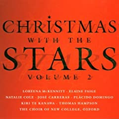Christmas With the Stars 2 by Loreena McKennitt, Christmas Traditional, Hieronymus Praetorius, Charles Ives and Antonio Vivaldi