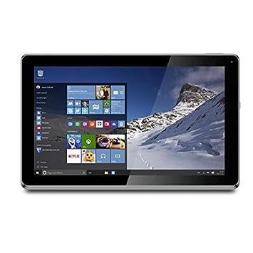 """Ionik W11651 Tablette tactile 11,6""""(29,46 cm) (128 Go, Windows 10, Wi-Fi, Noir)"""