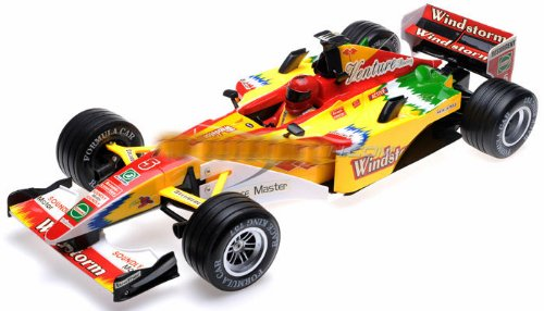1/8 Electric RC Formula One F1 Sports Racing Car Radio Remote Control RTR COLORS AND FREQUENCIES SENT AT RANDOM