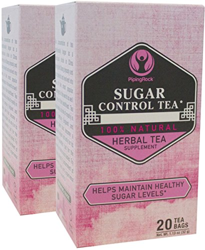 Sugar Control Herb Tea w/ Mulberry Leaf 2 Boxes x 20 Tea Bags (Sugar Controller compare prices)