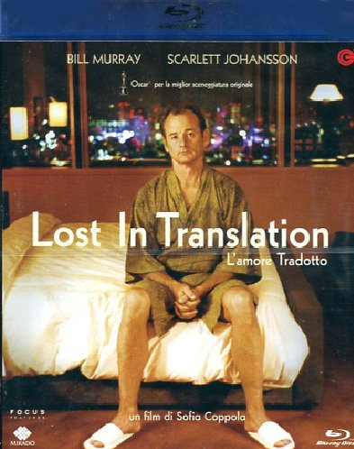 Lost in translation [Italia] [Blu-ray]