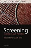 img - for Screening: Evidence and practice book / textbook / text book