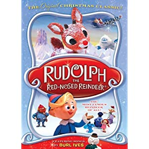 Amazon.com: Rudolph the Red-Nosed Reindeer: Billie Mae Richards ...