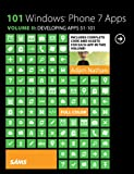 101 Windows Phone 7 Apps, Volume II: Developing Apps 51-101 (Other Sams)