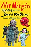David Walliams Mr Mingin: Mr Stink in Scots