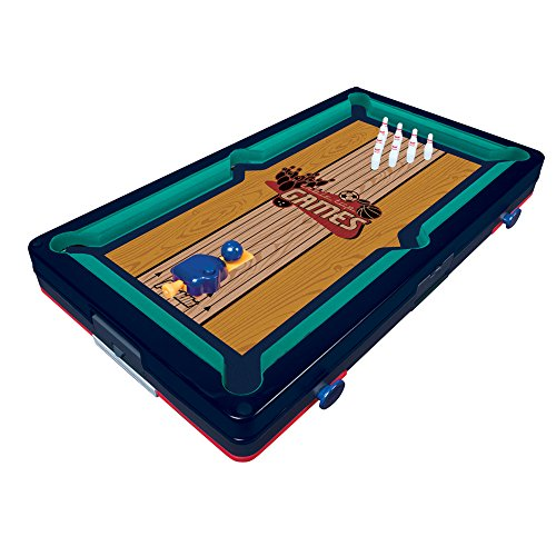 Franklin sports 5 in 1 sports center table top 18 5 x 10 for 10 in one games table