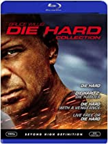 Die Hard Collection (Die Hard / Die Hard 2: Die Harder / Die Hard with a Vengeance / Live Free or Die Hard) [Blu-ray]