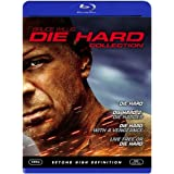 Die Hard Collection (Die Hard / Die Hard 2: Die Harder / Die Hard with a Vengeance / Live Free or Die Hard) [Blu-ray] ~ Bruce Willis