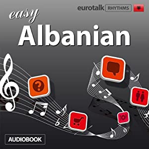 Rhythms Easy Albanian Audiobook